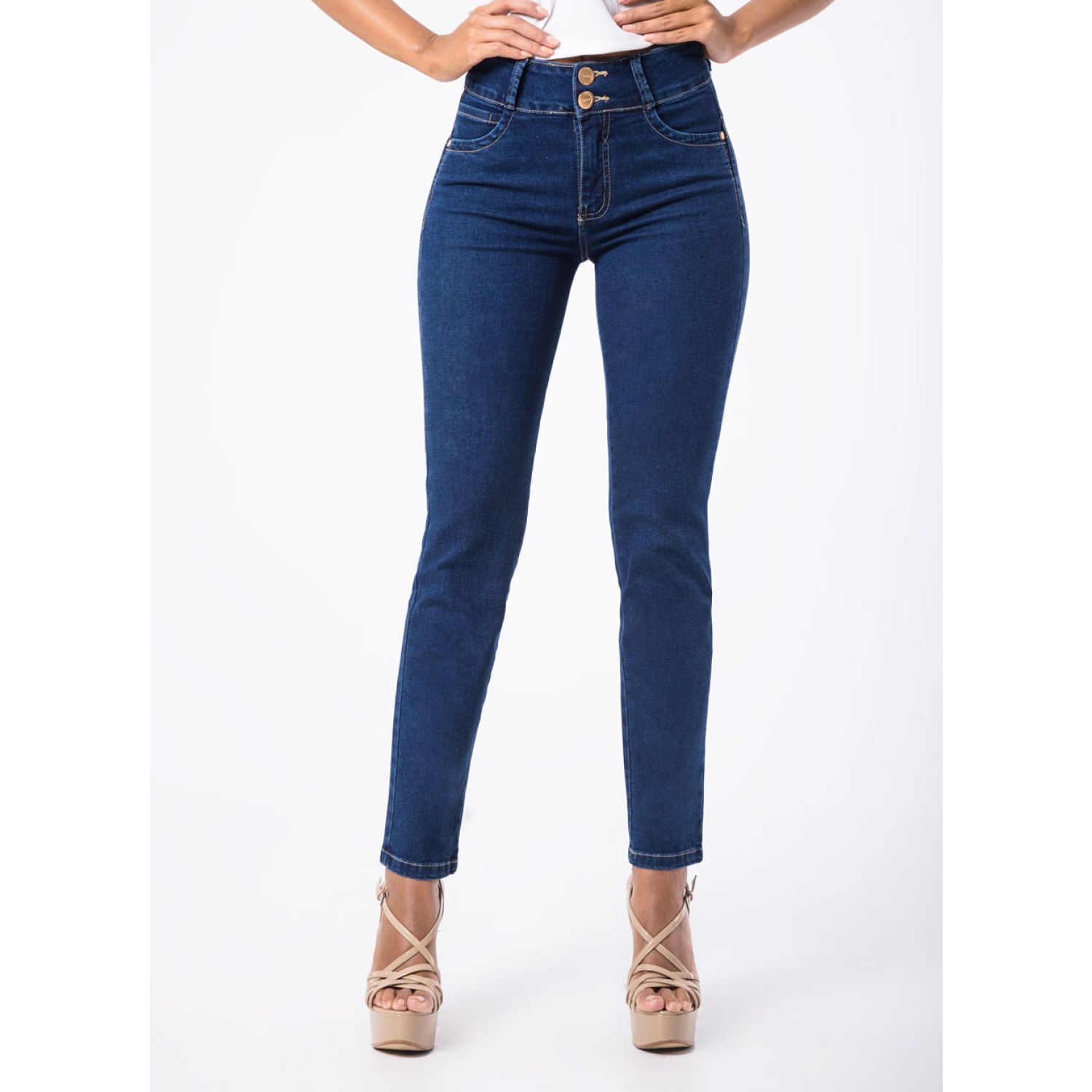 PIONIER Jeans Cnt/Rct Larissa OLD WASH Casual