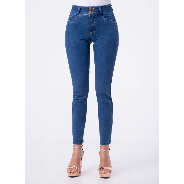 PIONIER Jeans Cnt/Rct Larissa SUPER STONE BLUE Casual