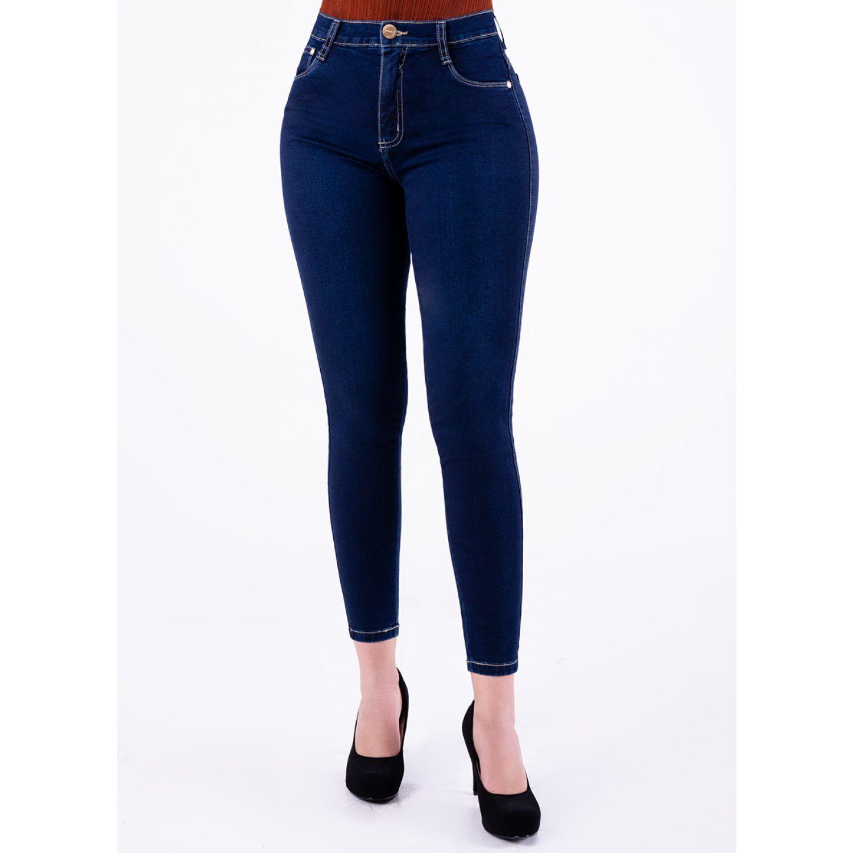 PIONIER Jeans Cnt/Ptl Denise POWER BLUE HB Casual