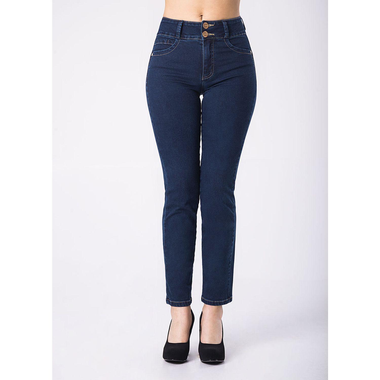 PIONIER Jeans Cnt/Rct Larissa GRAFITO BLUE Casual