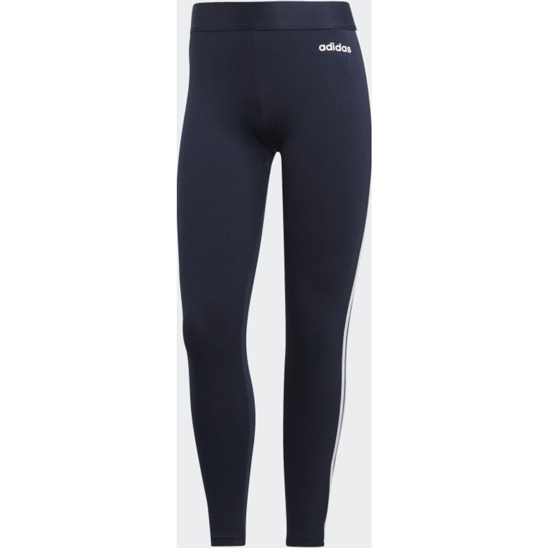 Adidas W E 3s Tight Azul Leggings deportivos