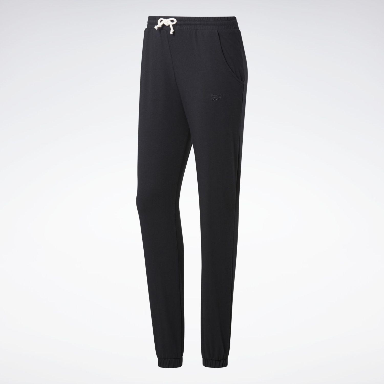 Reebok Te Jersey Pant Negro Pantalones deportivos