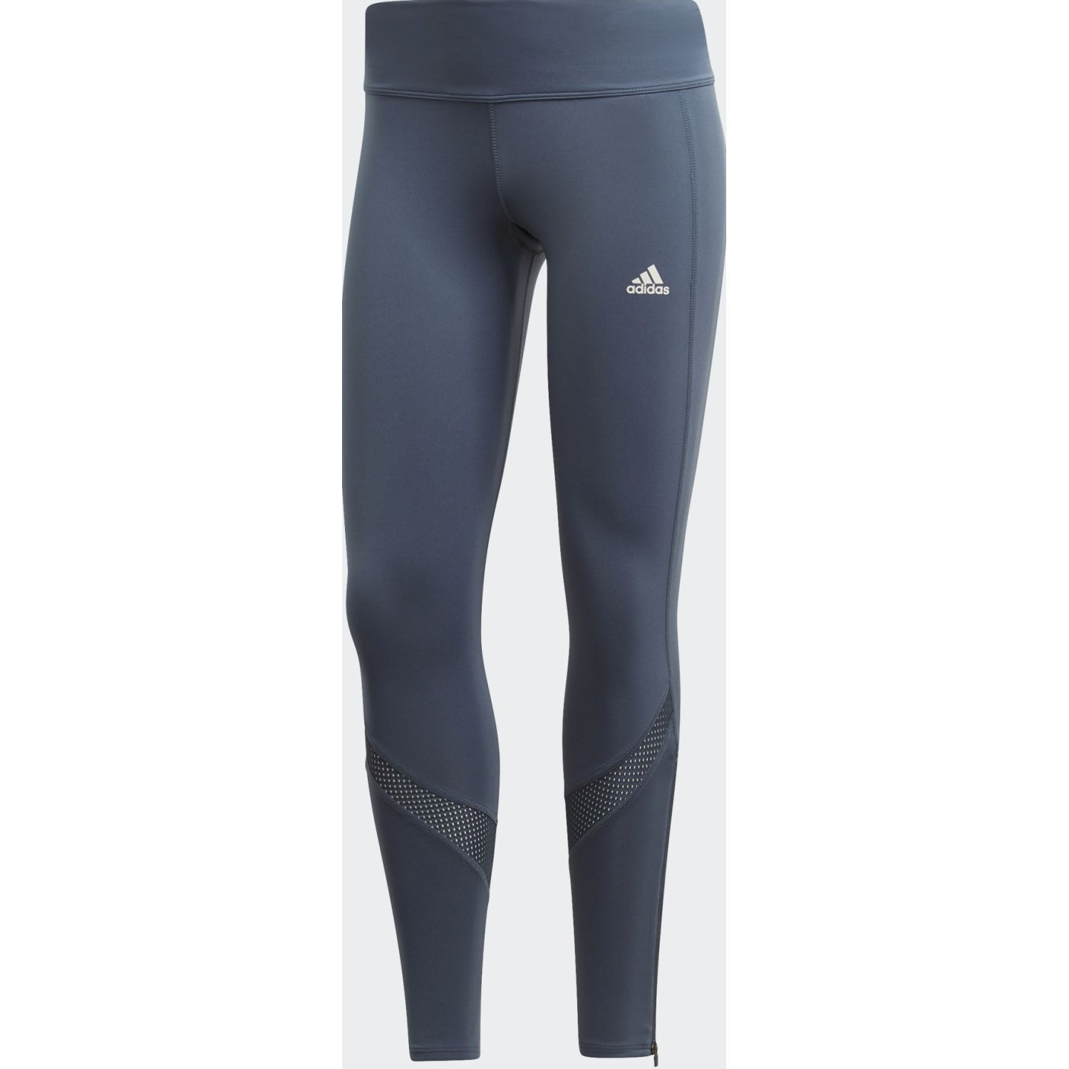 Adidas Own The Run Tgt Gris Leggings deportivos