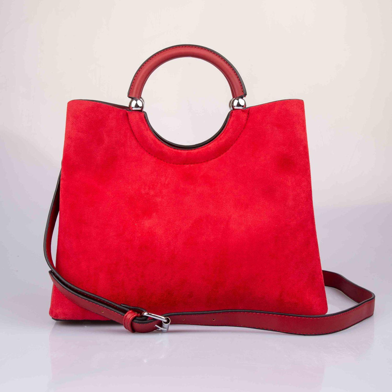 BE SIFRAH Cartera Red Rojo Bolsos