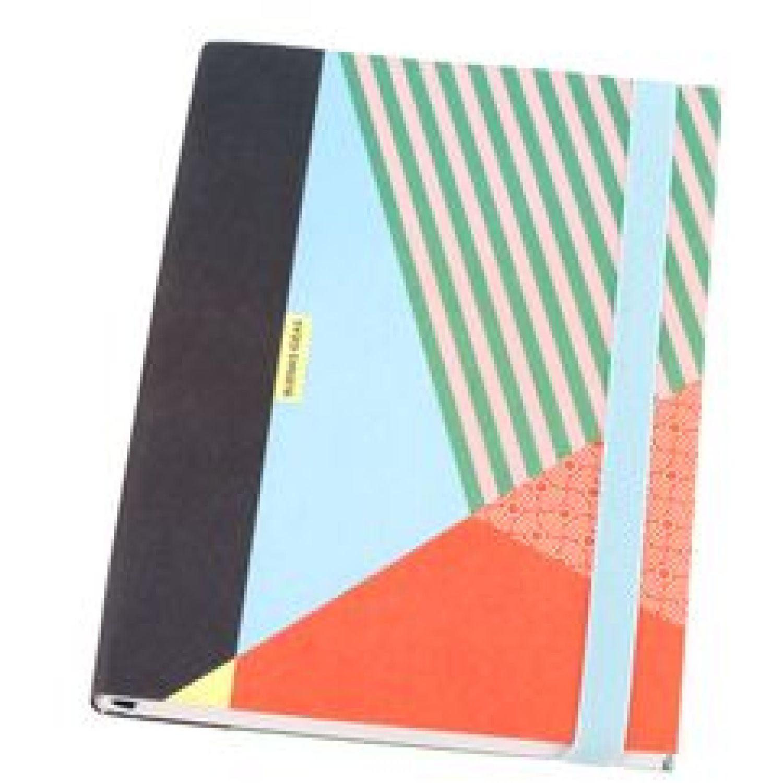 Casaideas Libreta Tapa Tela 18x24 cms. Varios Cuadernos Steno
