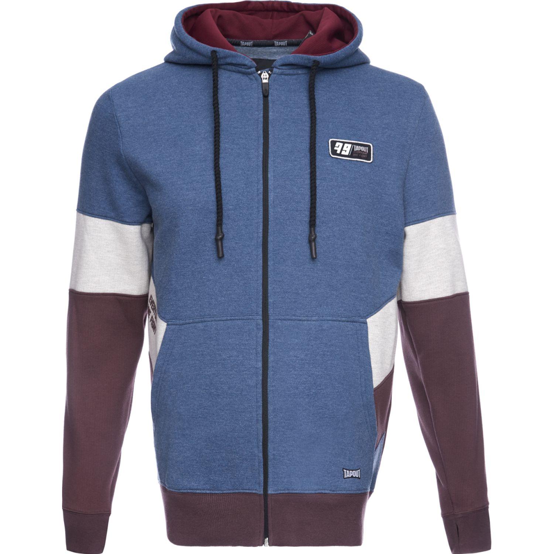 TAPOUT POLERA CASUAL SCOTT ALGODÓN Azul Hoodies y Sweaters Fashion