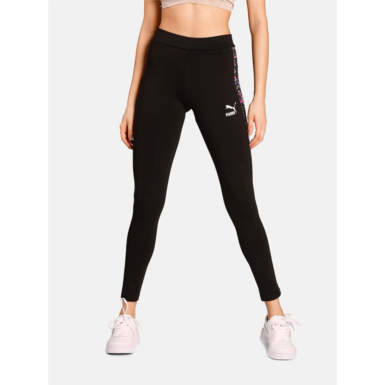 Puma Aop Legging Negro Leggings deportivos
