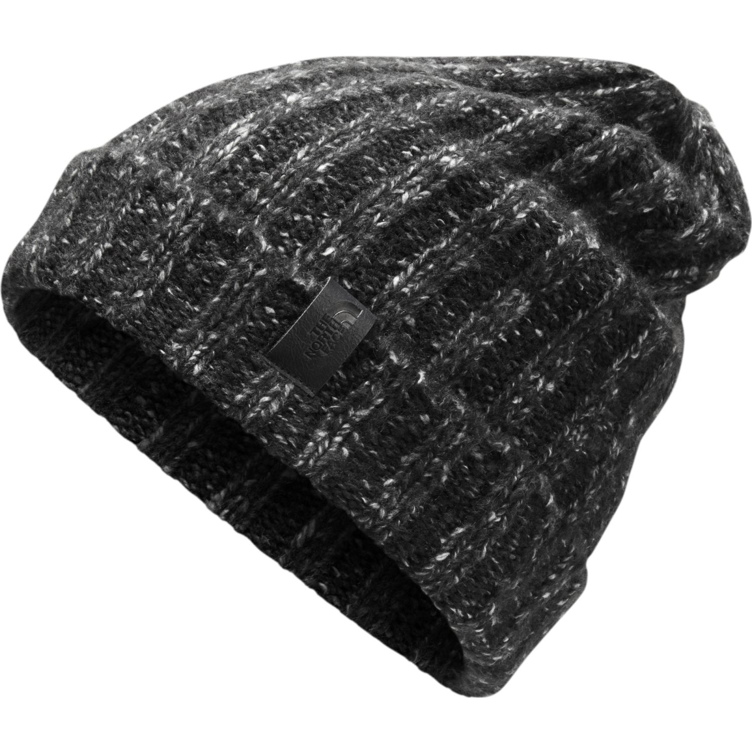 The North Face Chunky Rib Beanie Gris Gorros de Baseball
