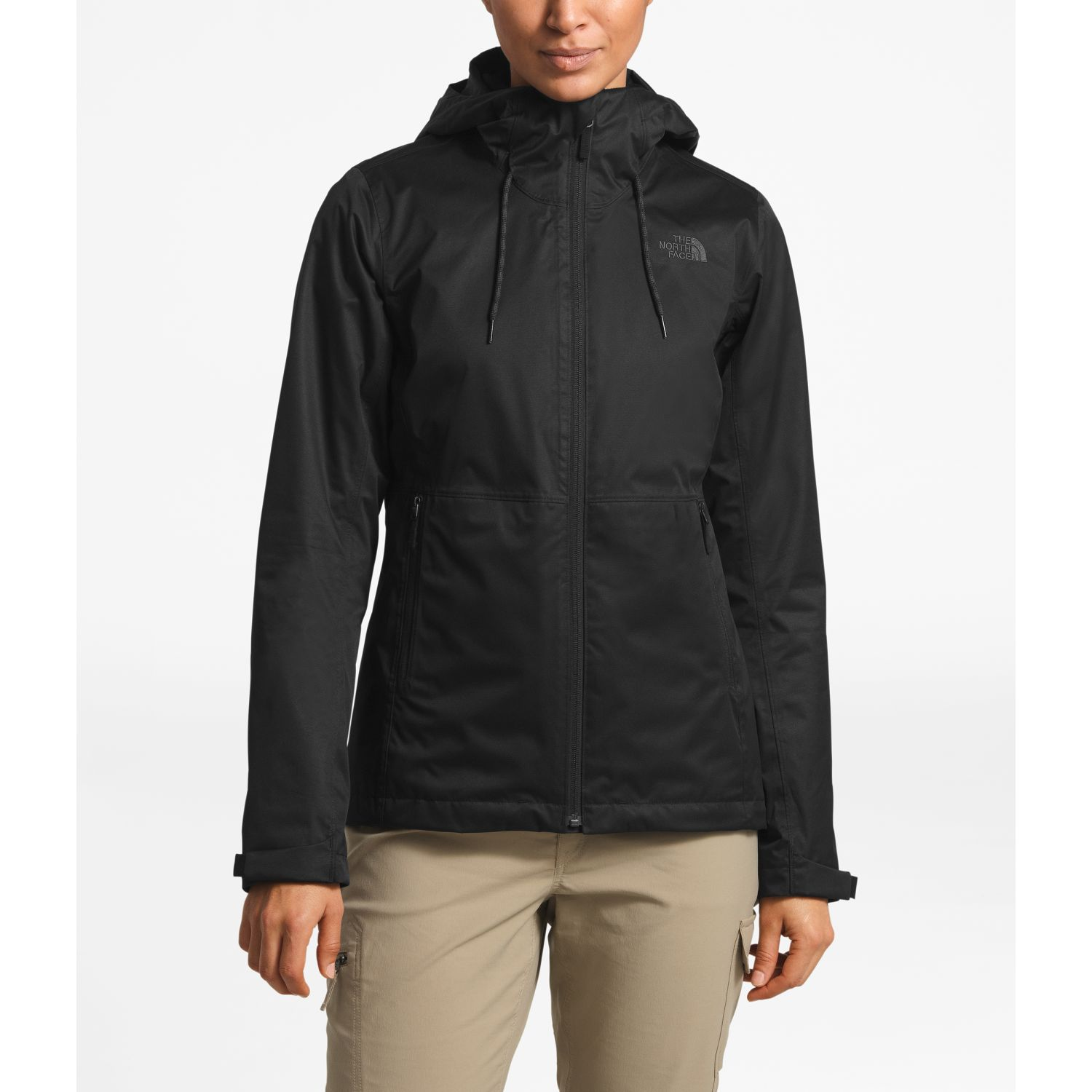 The North Face W Arrowood Triclimate Jacket Negro Casacas deportivas