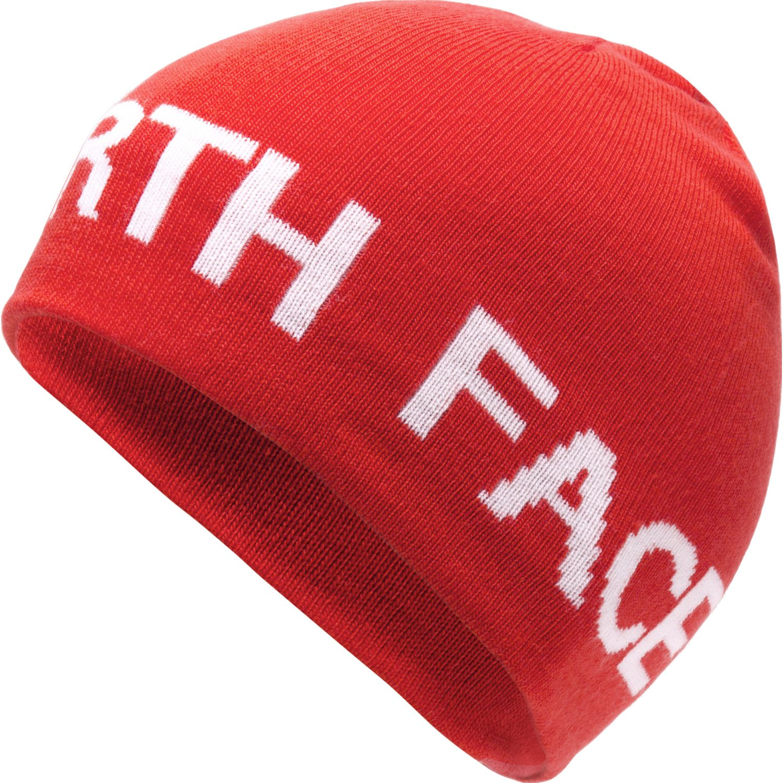 The North Face Reversible Tnf Banner Beanie Rojo Gorras de béisbol