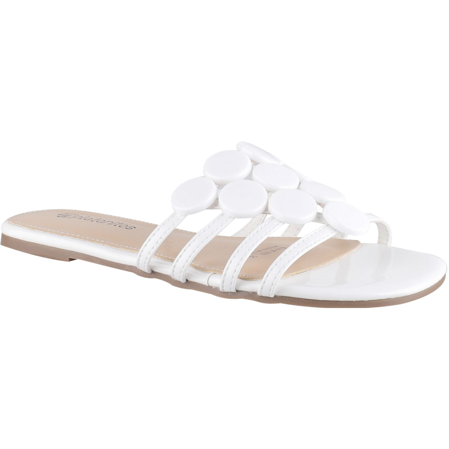 Platanitos Sf 9252 Blanco Flats