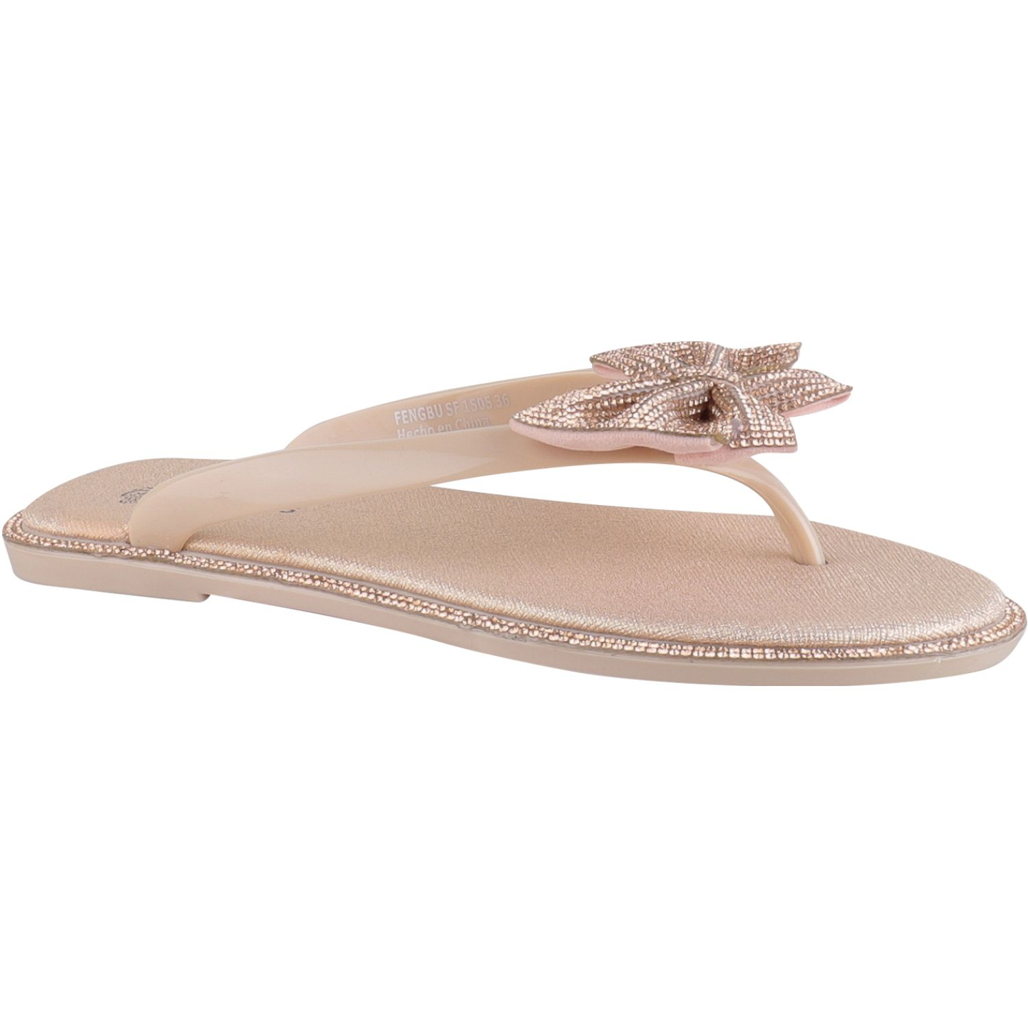 Platanitos Sf 1505 Rose gold Flats