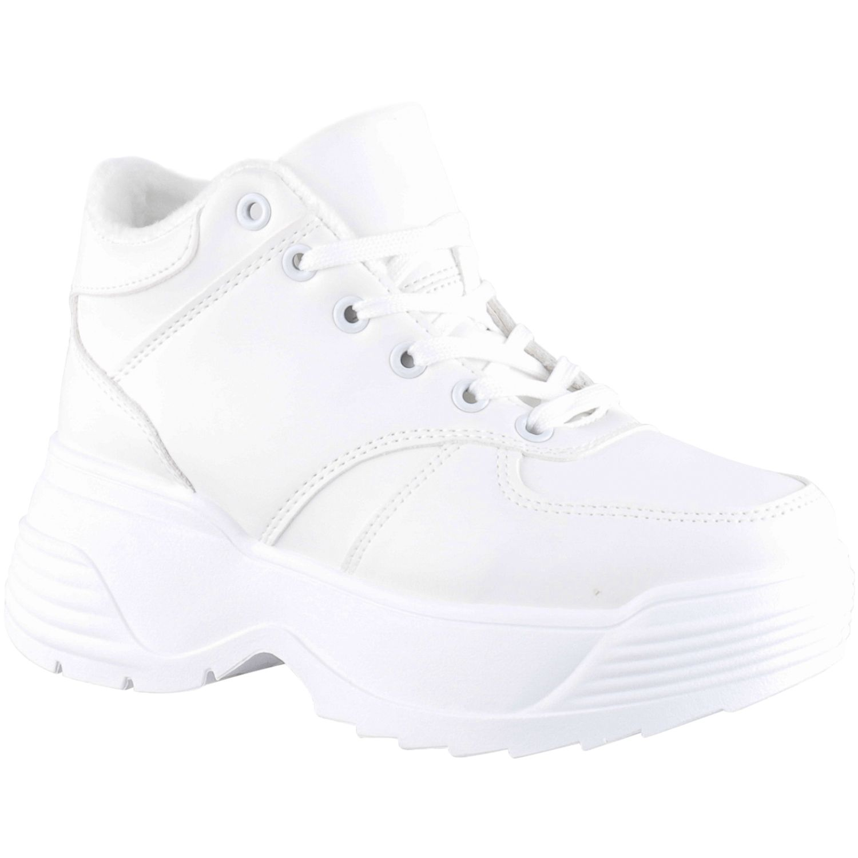 Platanitos Zb 6373 Blanco Zapatillas de moda
