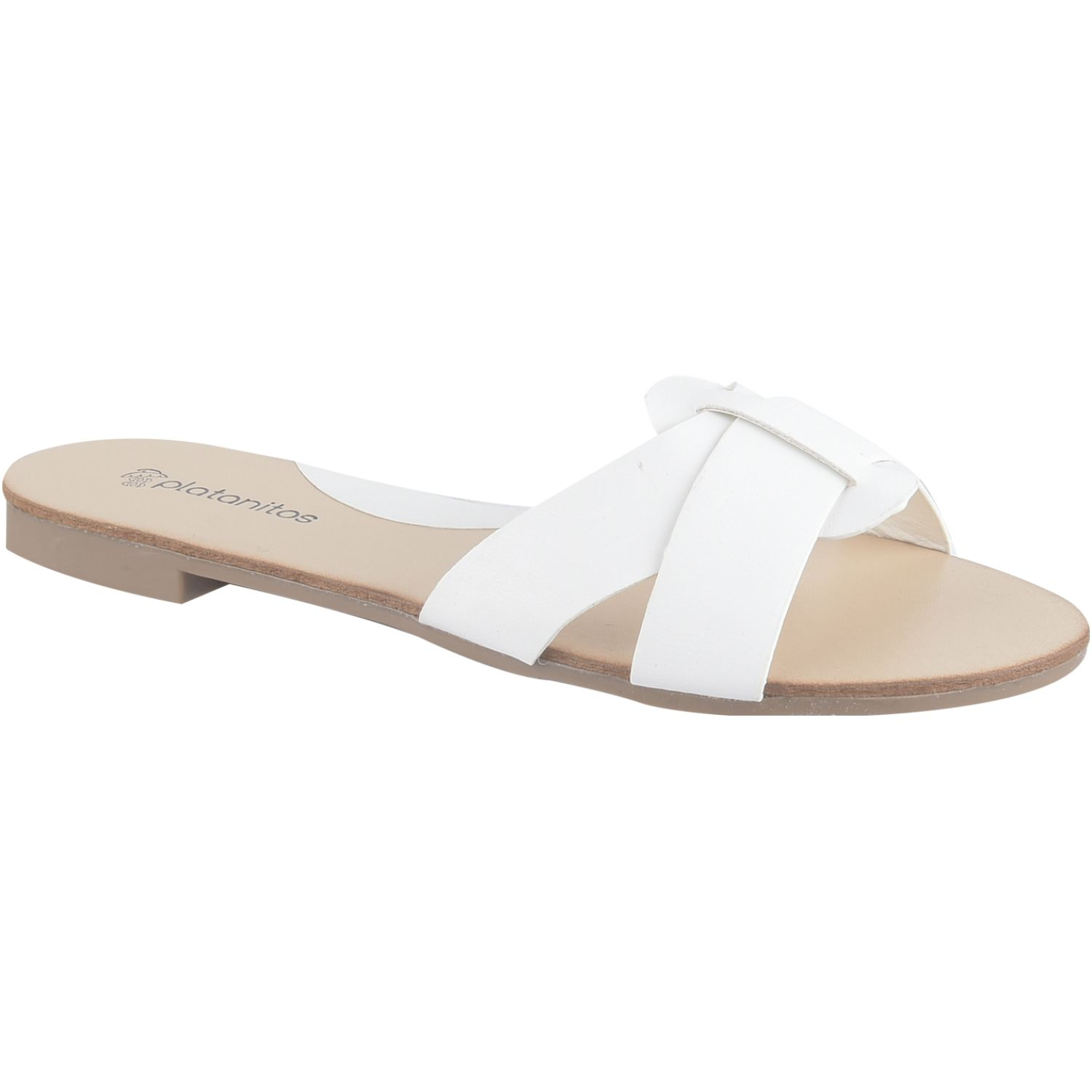 Platanitos Sf 2854 Blanco Flats