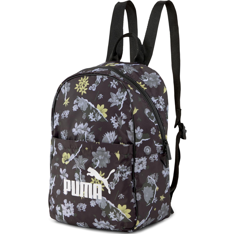Puma Wmn Core Seasonal Backpack Negro Mochilas Multipropósitos