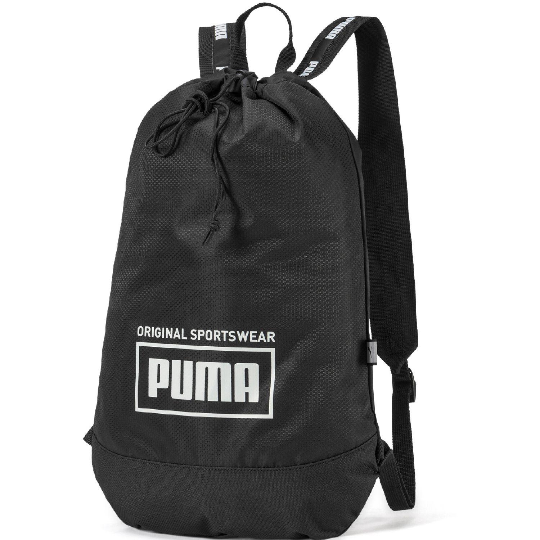 Puma Puma Sole Smart Bag Negro Mochilas multipropósitos