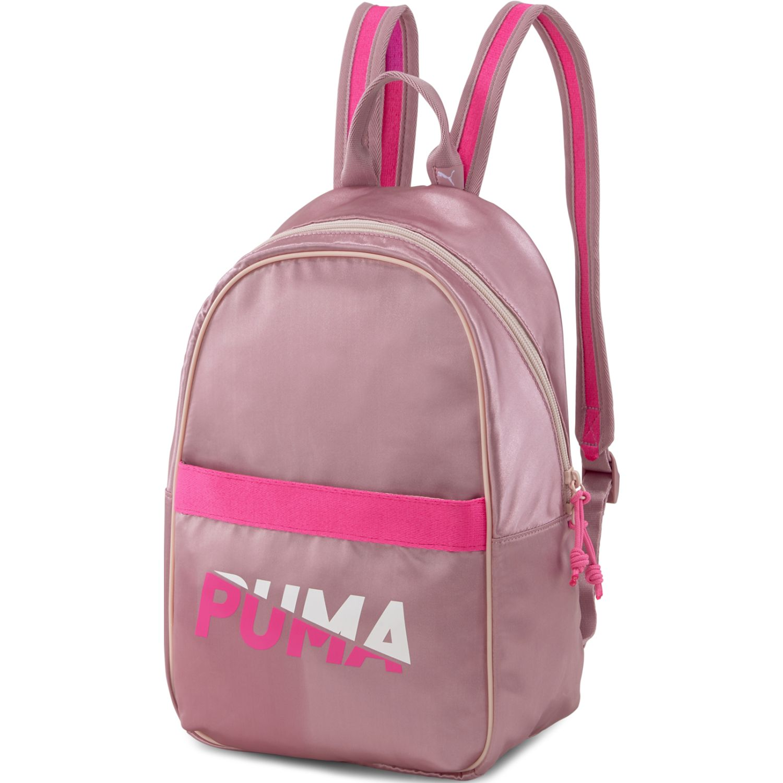 Puma Wmn Core Base Backpack Rosado Mochilas Multipropósitos
