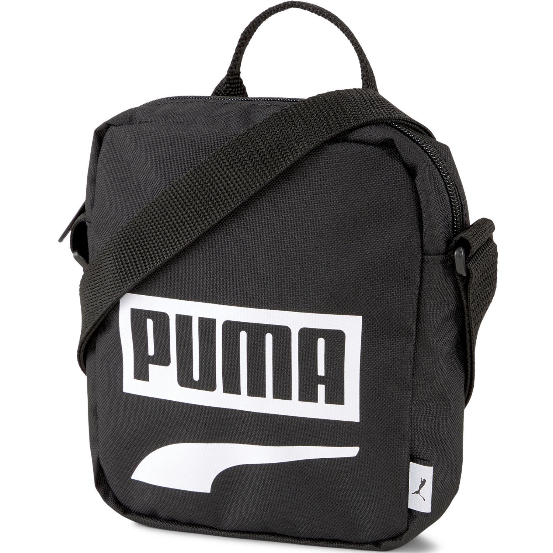 Puma Puma Plus Portable Ii Negro Bolsos tipo mensajero