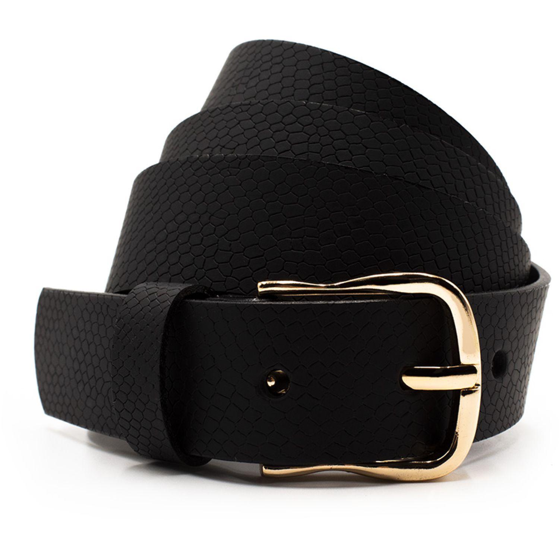 TABU Correa Tamy Negro Correas y Cinturones
