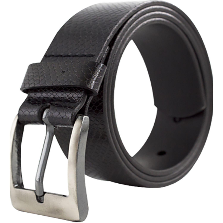 TABU Correa Canela Negro Correas y Cinturones