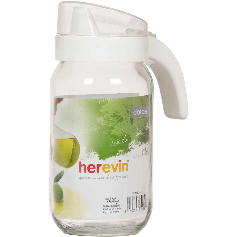 HEREVIN Dispensador Liquidos 1 Lt Verde Vertedores de líquidos y jarabes