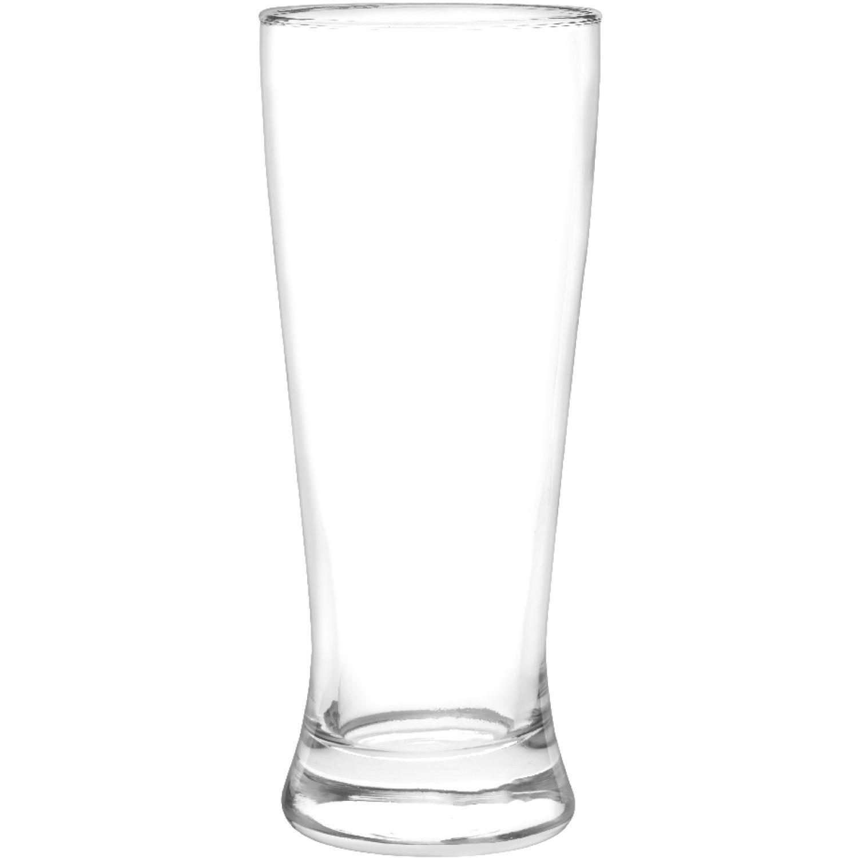CRISTAR Vaso Can Cervecero Rostoc X 4 Pz Transparente Vasos de cerveza