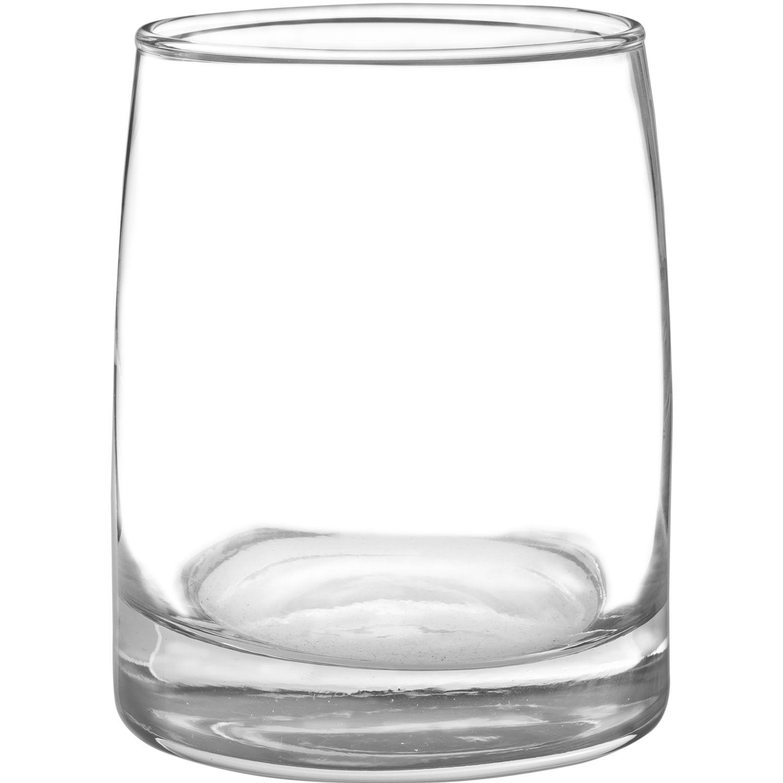 CRISTAR Vaso Toledo Rocks X 6 Pz Estuche Varios Juegos de cristalería