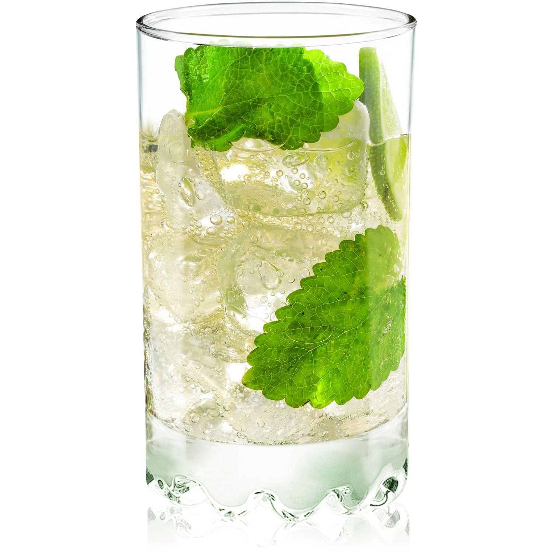 CRISTAR Vaso Can Capitol Bebidas 0446cl Transparente Copas para cordial