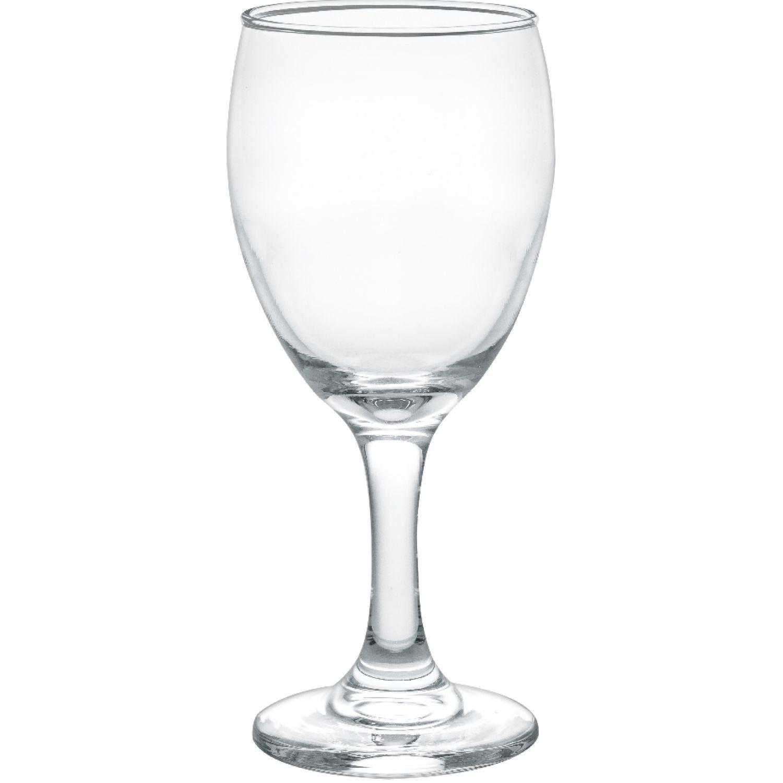 CRISTAR Copa Can Vino Aragon X 4 Pz # 5434cl4 Transparente Copas de vino