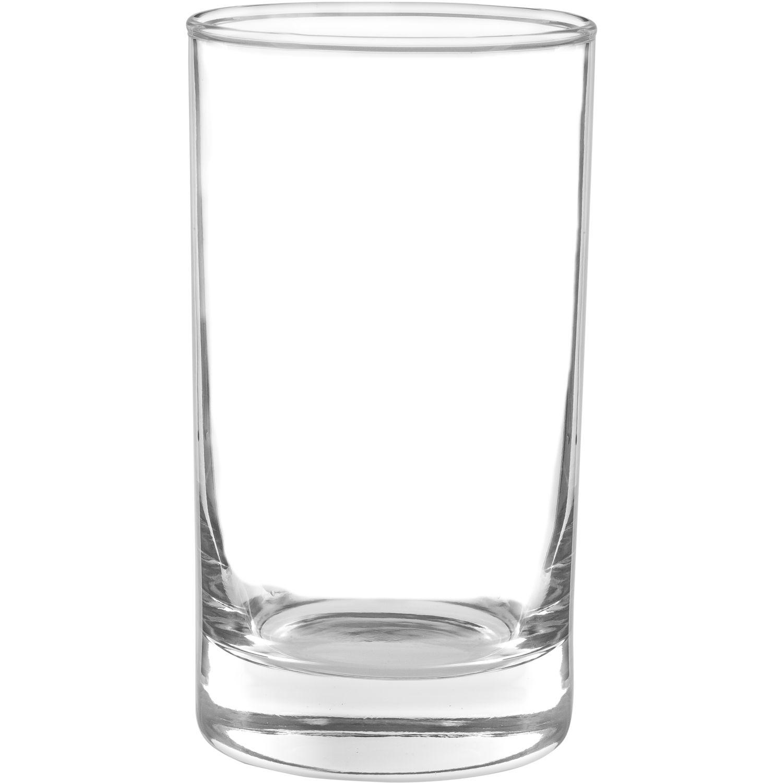 CRISTAR Vaso Can Liso Lex.Agua X 4 0046cl4uym Transparente Juegos de cristalería