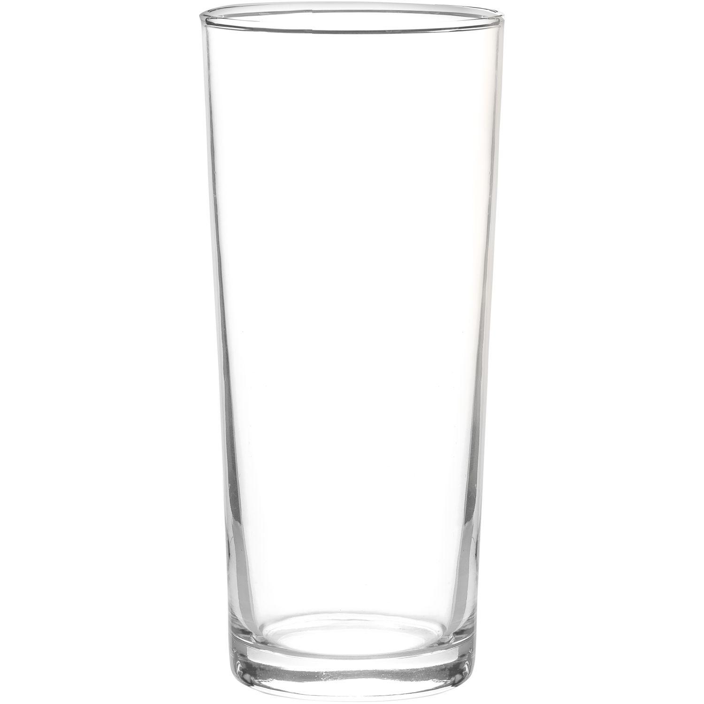 CRISTAR Vaso Can Liso Lex.Whisky X 6 0022cl6 Transparente Juegos de cristalería