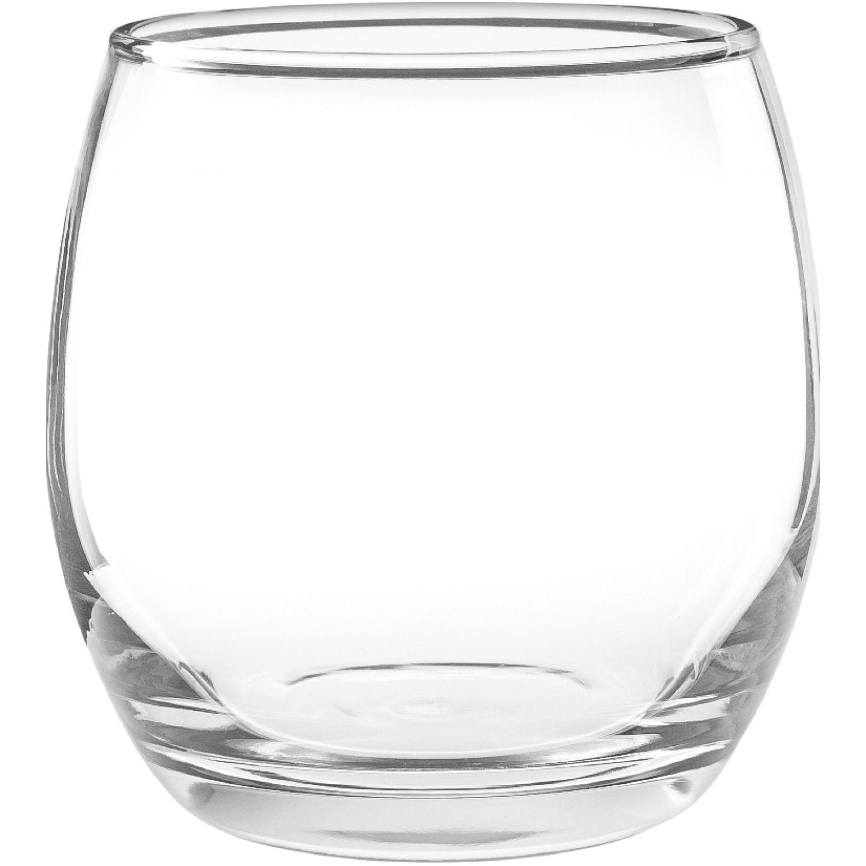 CRISTAR Vaso Can Mikonos Rocks X6  0453cl6 Transparente Juegos de cristalería