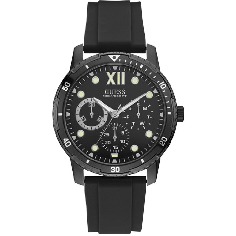 GUESS Reloj Guess W1174g2 Negro Relojes de Pulsera