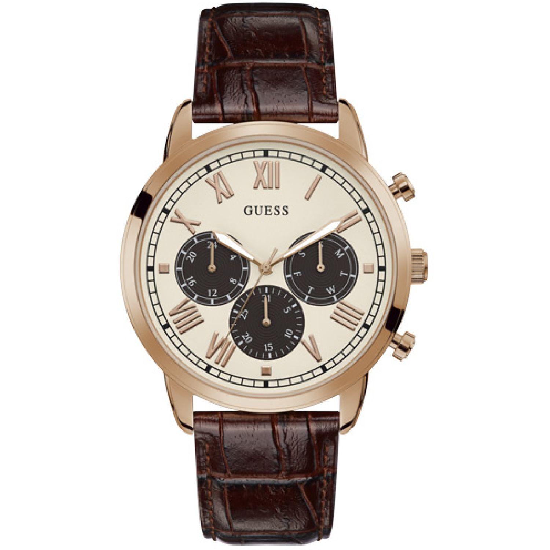 GUESS Reloj Guess Gw0067g3 Marron Relojes de Pulsera