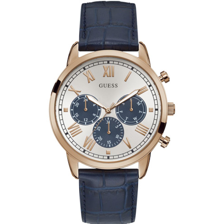 GUESS Reloj Guess W1261g4 Azul Relojes de Pulsera