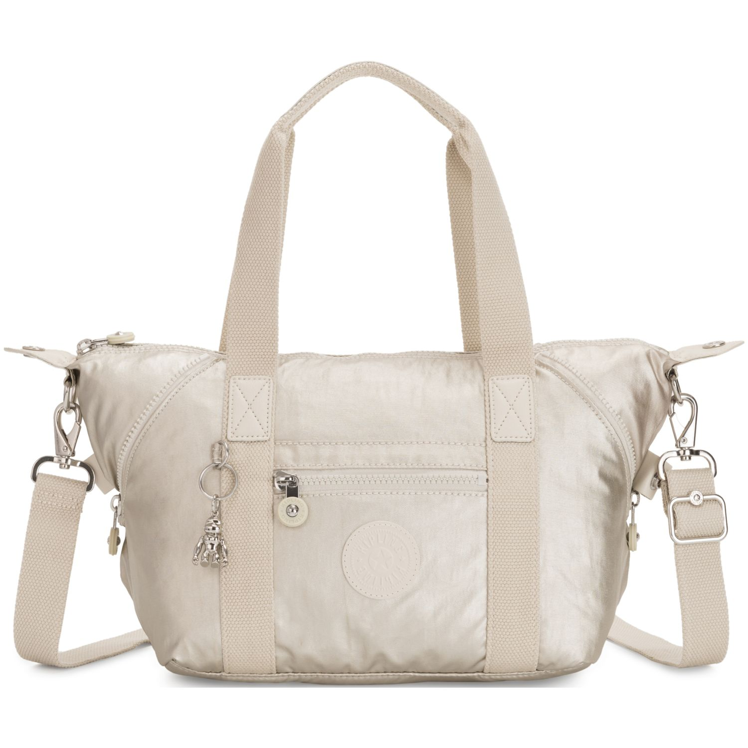Kipling Cartera Art Mini Dorado Carteras con asa