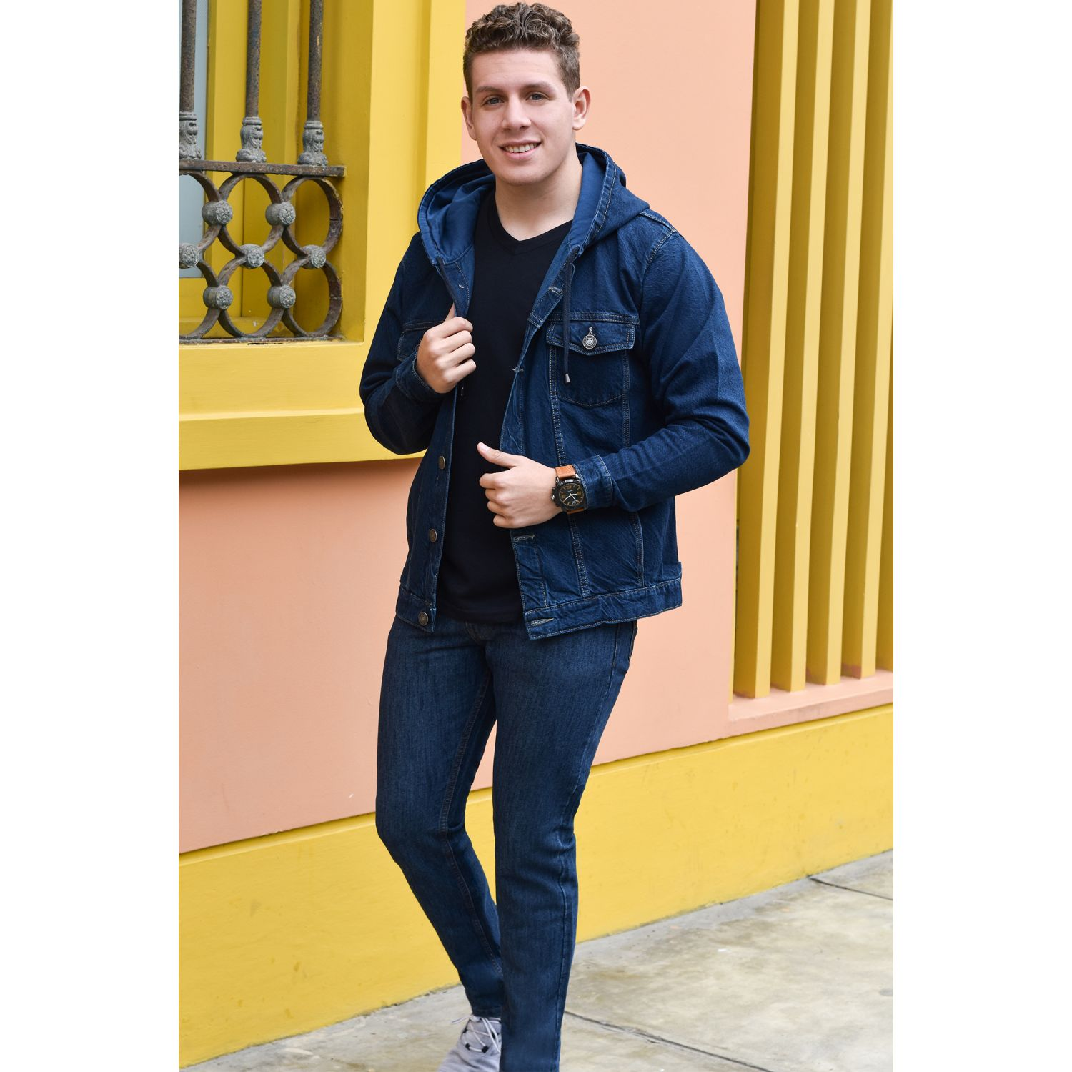 SNAAX Jean Anthony Acero Casual