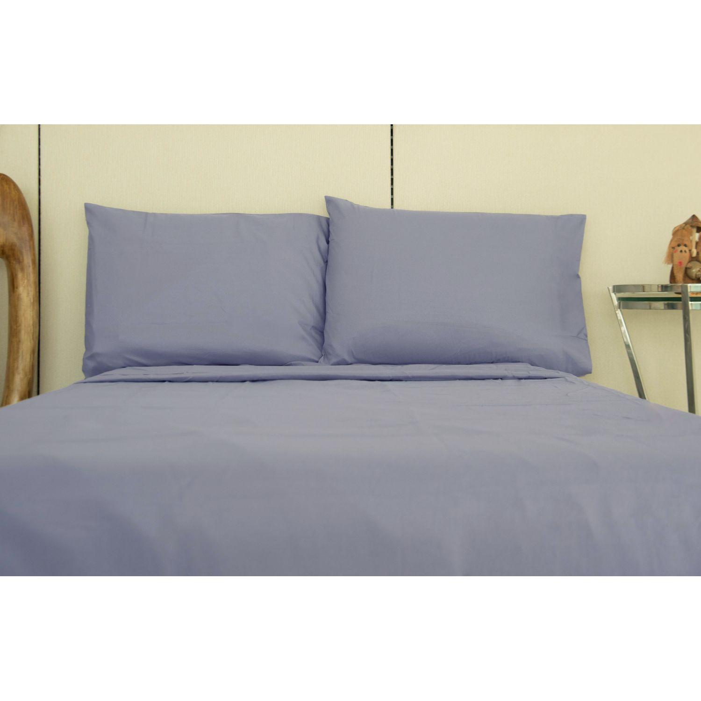 C&C Queen Jgo Sabanas Unic Gris Gris Juegos de sábanas y fundas de almohada