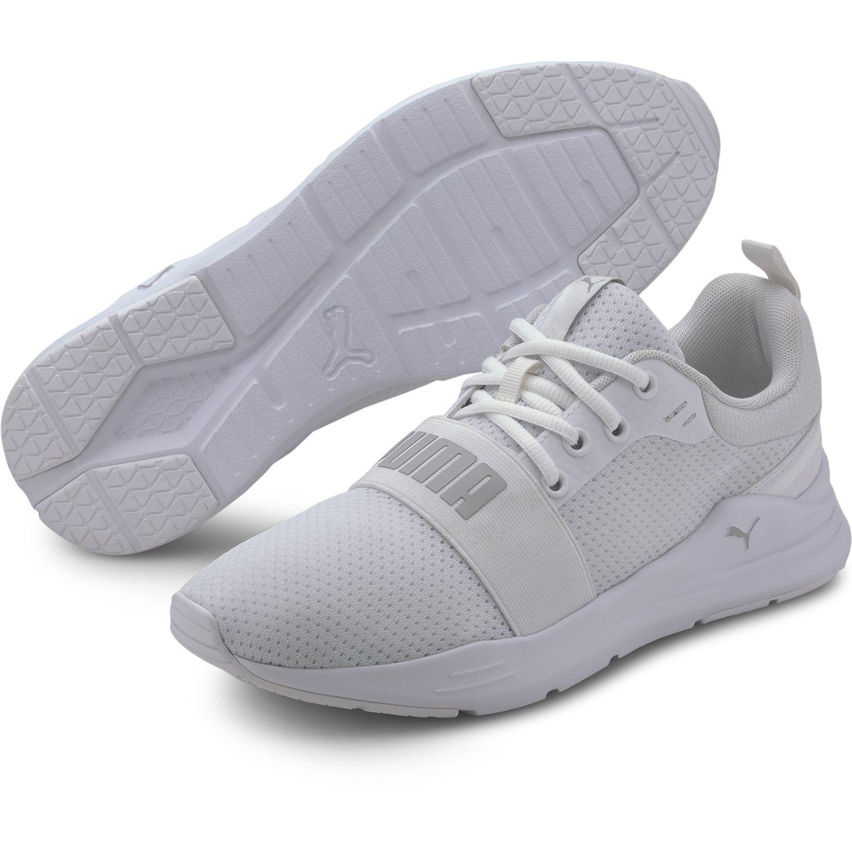 Puma Puma Wired Run Blanco / gris Para caminar