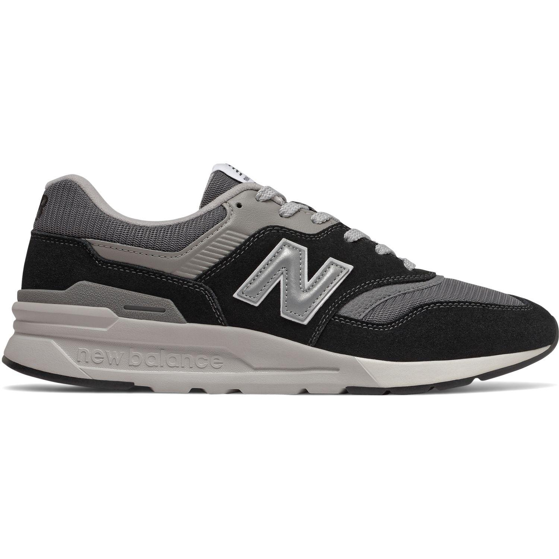 New Balance Zapatilla Cm997hbk Negro Para caminar