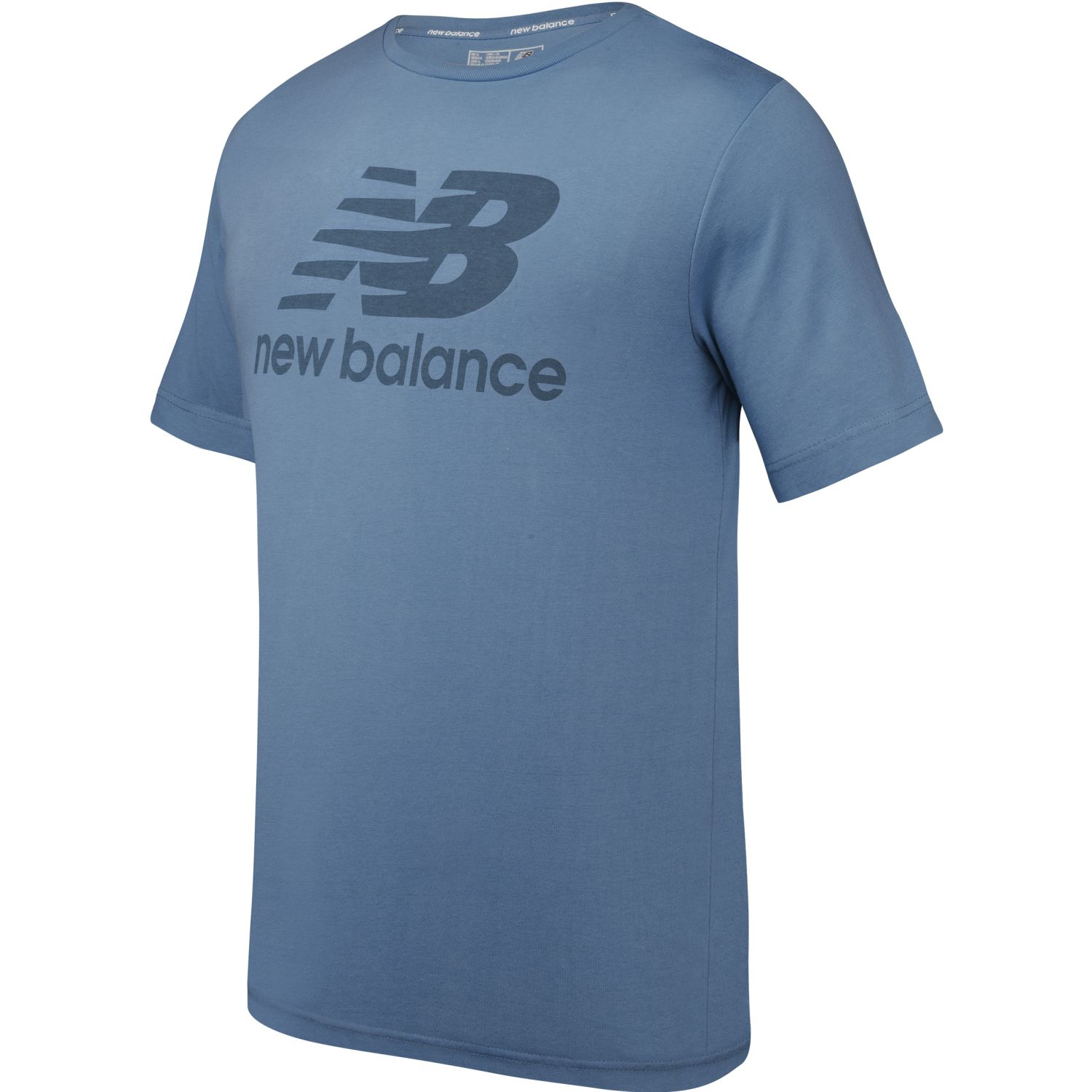 New Balance Polera Essentials New Balance AZUL MARINO Hoodies deportivos