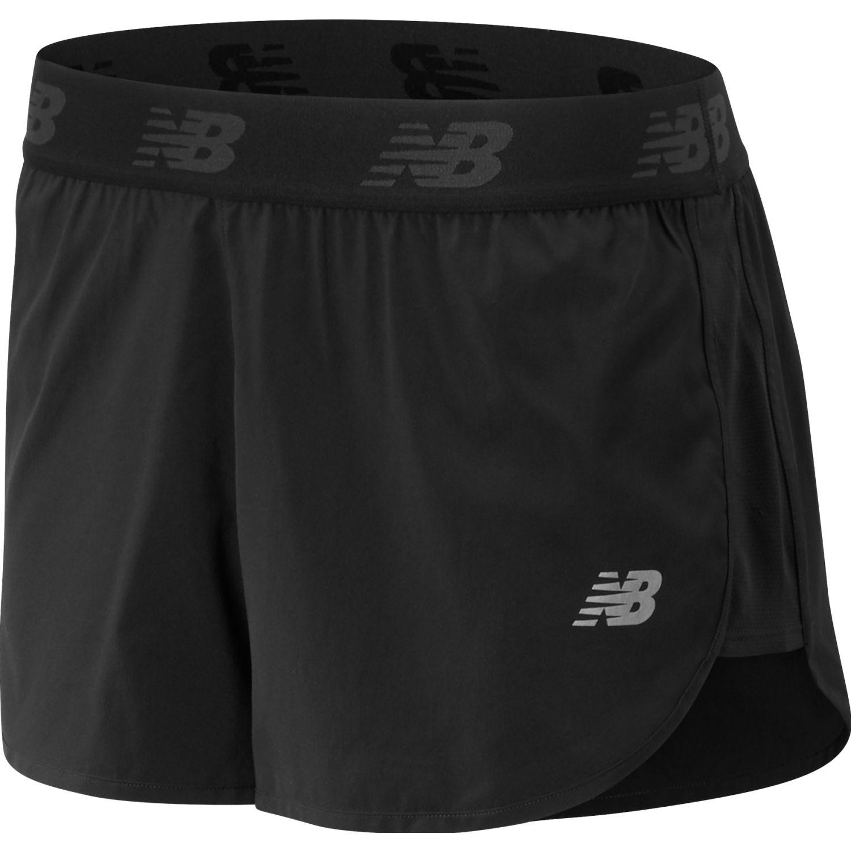 New Balance Short Accelerate 2.5 In Short Negro Shorts deportivos