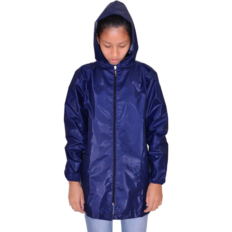 COTTONS JEANS Luzmila Azul Impermeables y chaquetas