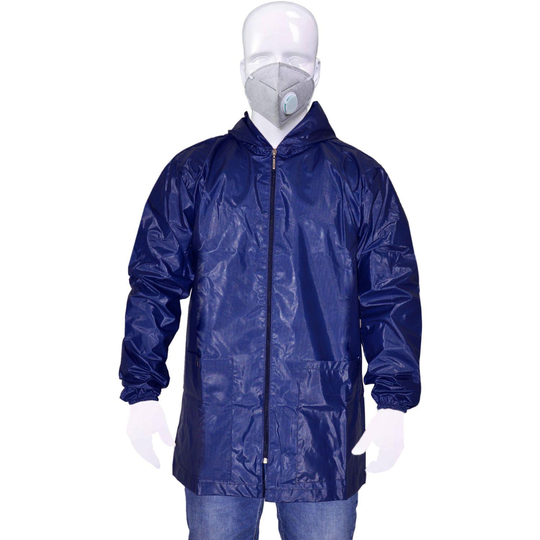 COTTONS JEANS Ignacio Azul Impermeables y chaquetas