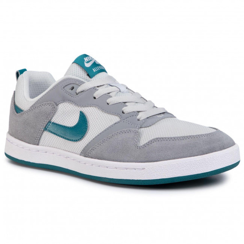 Nike Nike Sb Alleyoop Blanco / gris Para caminar