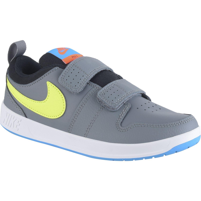Nike Nike Pico 5 Psv GRIS/NEON Para caminar