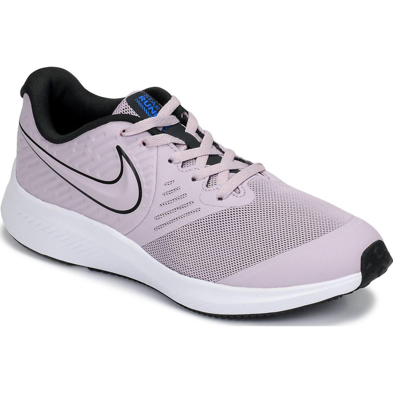Nike NIKE STAR RUNNER 2 GS Lila / blanco Walking