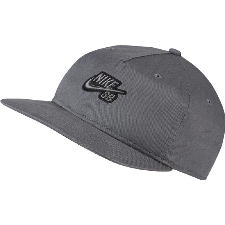 Nike U Nk Cap Pro Gris