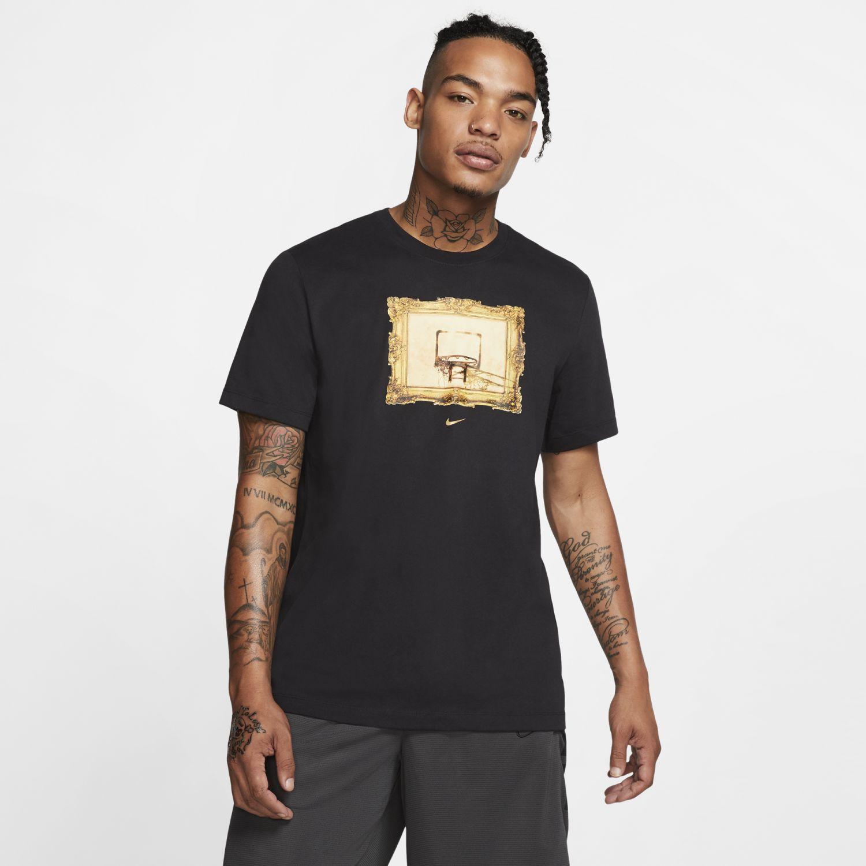 Nike M Nk Dry Tee Jdi Negro Camisetas y polos deportivos
