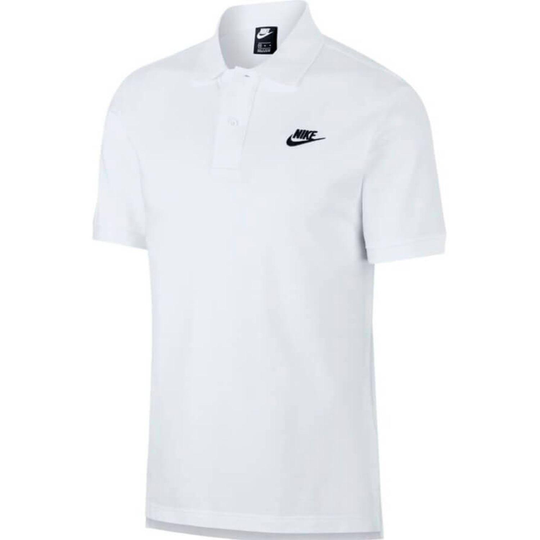 Nike M NSW CE POLO MATCHUP PQ Blanco Camisas de polo